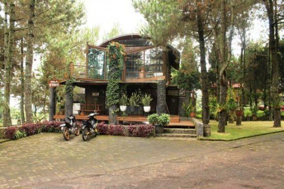 Villa Etnik