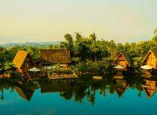 Penginapan murah dekat Dusun Bambu