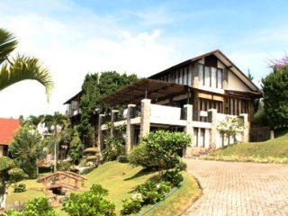 Villa 1 Kamar di Lembang