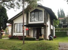 Villa 2 Kamar di Lembang