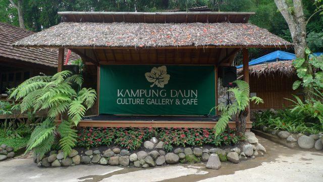 Sewa villa murah di Lembang
