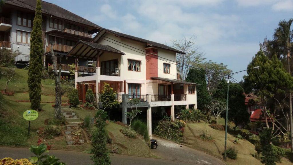 Villa Untuk Lebaran di Lembang Bandung