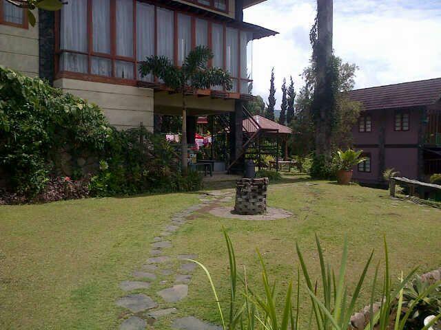 Villa di Lembang untuk makrab