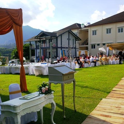 Villa untuk wedding