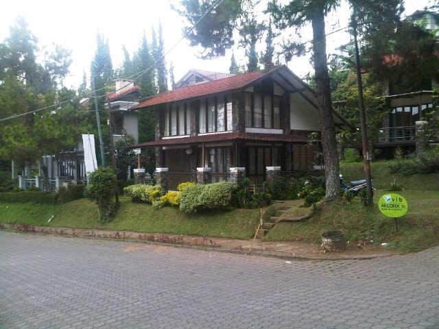 Villa di Lembang Harga 1 Jutaan