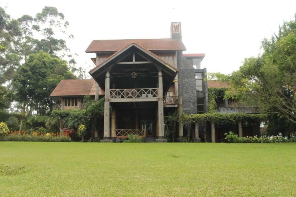 Villa untuk retreat di lembang bandung