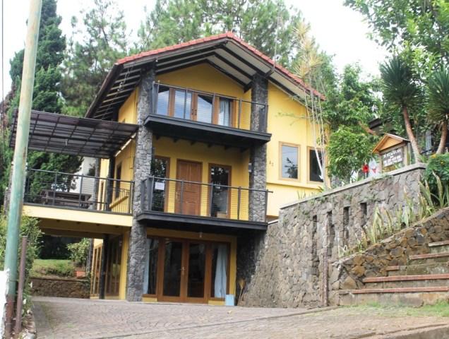Villa Blok A no 3