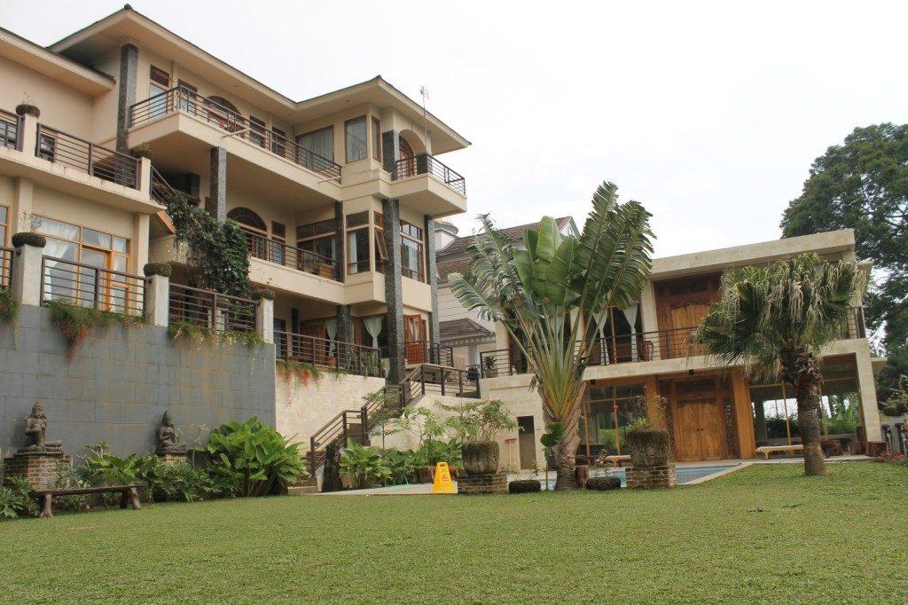 villa untuk family gathering