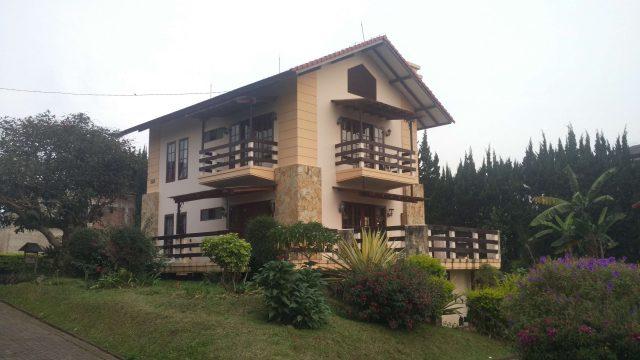Villa Untuk Libur Natal Dan Tahun Baru di Lembang