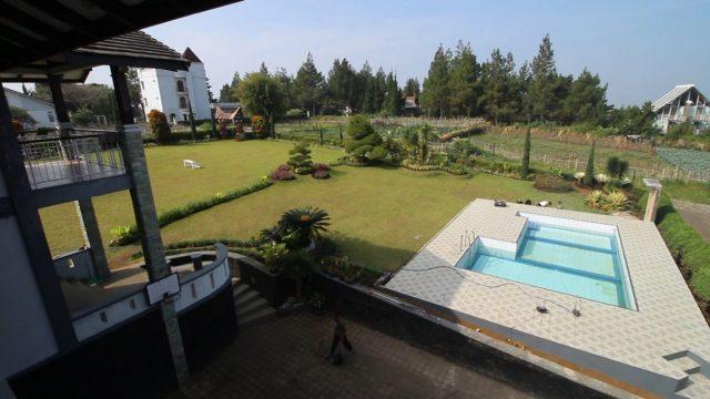 Villa Kolam Renang 3 Kamar di Lembang