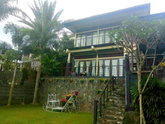Villa Kolam Renang 3 Kamar di Bandung